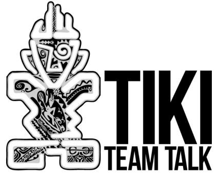 Starboard Tiki Team Talk