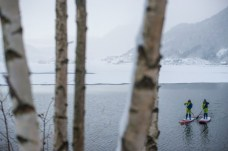 SUP in Norway - Fanatic