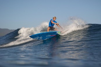 Who's riding what? - Connor Baxter / SUP race
