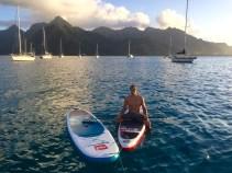 Voyage of Te Mana - Jess & Nick