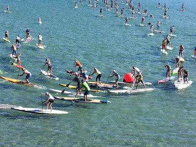 Paddleboard-Race-on-Tahoe-