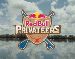 Red Bull Privateers SUP race