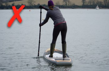 What to wear on your feet paddleboarding?