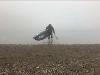 Kris Roach - Mountain SUP