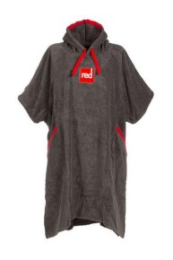 Red Original Changing Robe