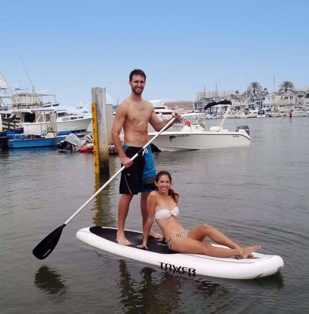 iSUP Inflatable Board