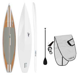 complete package jimmy styes woodpecker including paddle