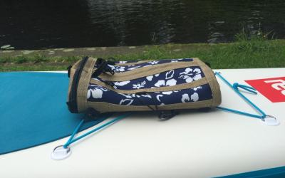 The Retro SUP Deck Bag Is A Dream Bag