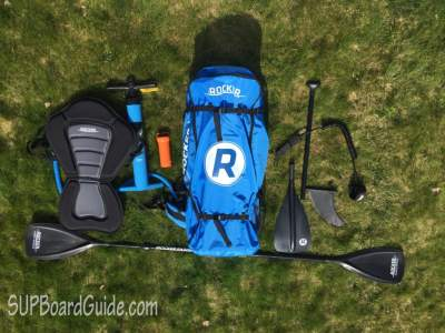 Extra SUP gear