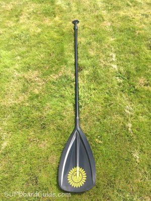 Aluminum paddle