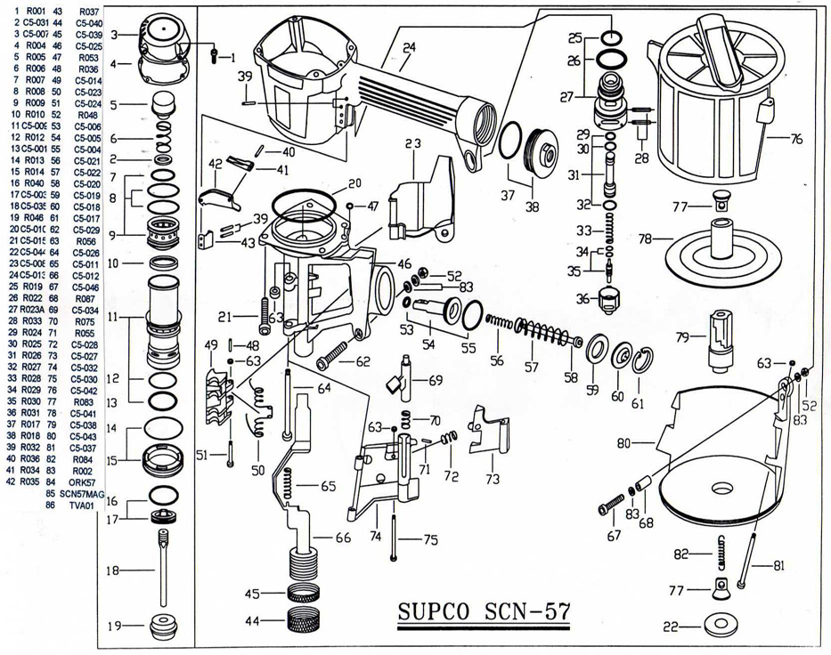 SUPCO TOOL SCN-57