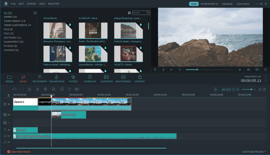 Filmora 2020 Crack With Activation Key Free Download