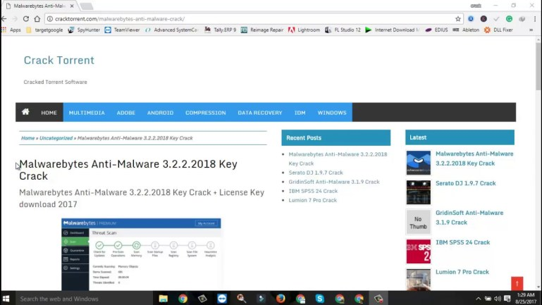 Malwarebytes 2020 Review With License Key Free Download