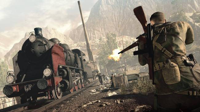 Sniper Elite 4 Crack With License Key Deluxe Edition | Cracked PC Games