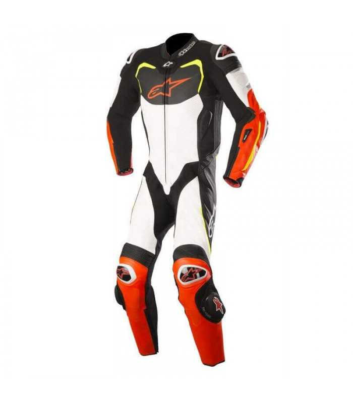 Alpinestars Tuta In Pelle Gp Pro Tech Air Airbag
