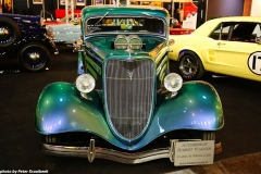 1934 Ford 5-Window Coupe 5.7 V8