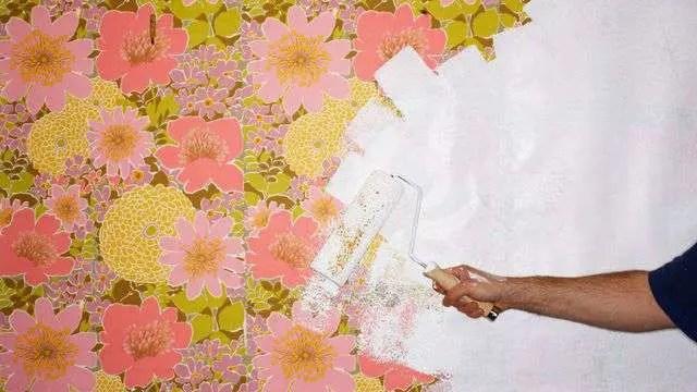 Comment peindre une tapisserie  suivez nos conseils