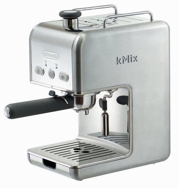 DeLonghi Kmix 15 Bars Pump Espresso Maker