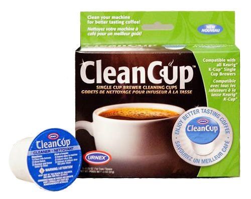 Clean Cup 5-Pack Single Cup Brewing Cleaning Cups