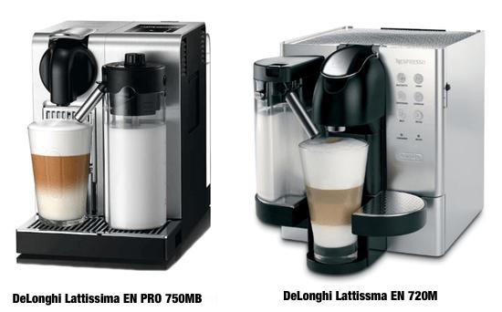 DeLonghi Lattissima Machines