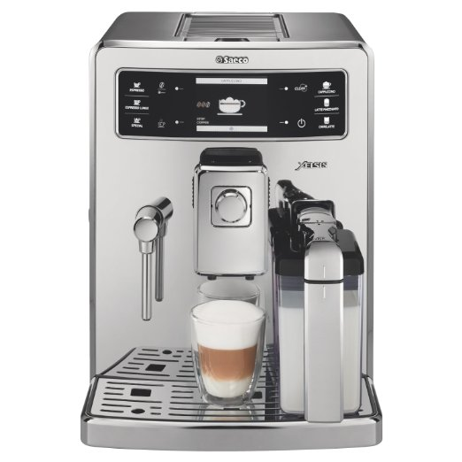 Philips Saeco RI9946_47 Xelsis Digital ID Automatic Espresso Machine