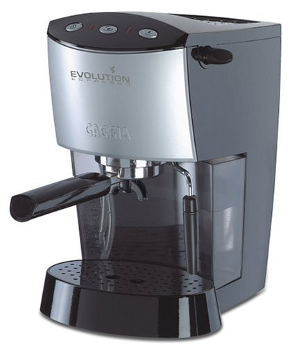 Gaggia 16100 Evolution Home Espresso Cappuccino Machine