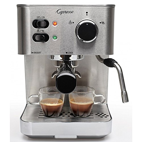 Capresso 118.05 EC Pro Espresso Machine