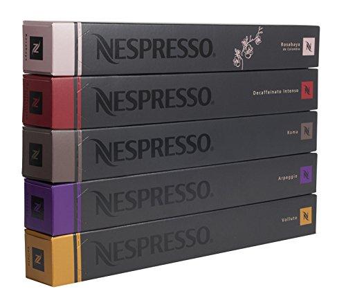 Nespresso Latte variety Pack Capsules