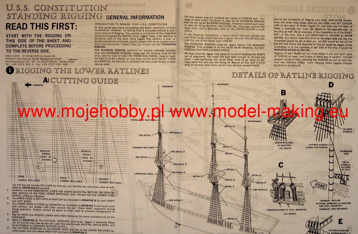 uss constitution rigging diagram pmi process groups u s revell 05602 2 rev5602 23 jpg