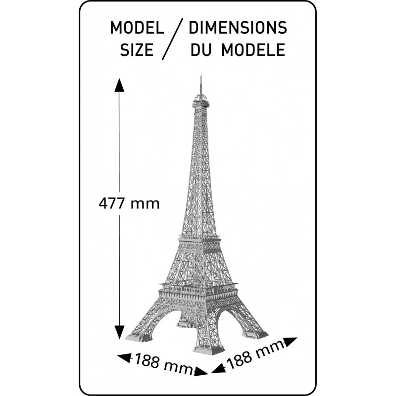 Eiffel Tower Heller 81201