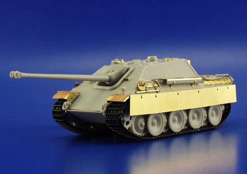 Jagdpanther early DRA Eduard 22088