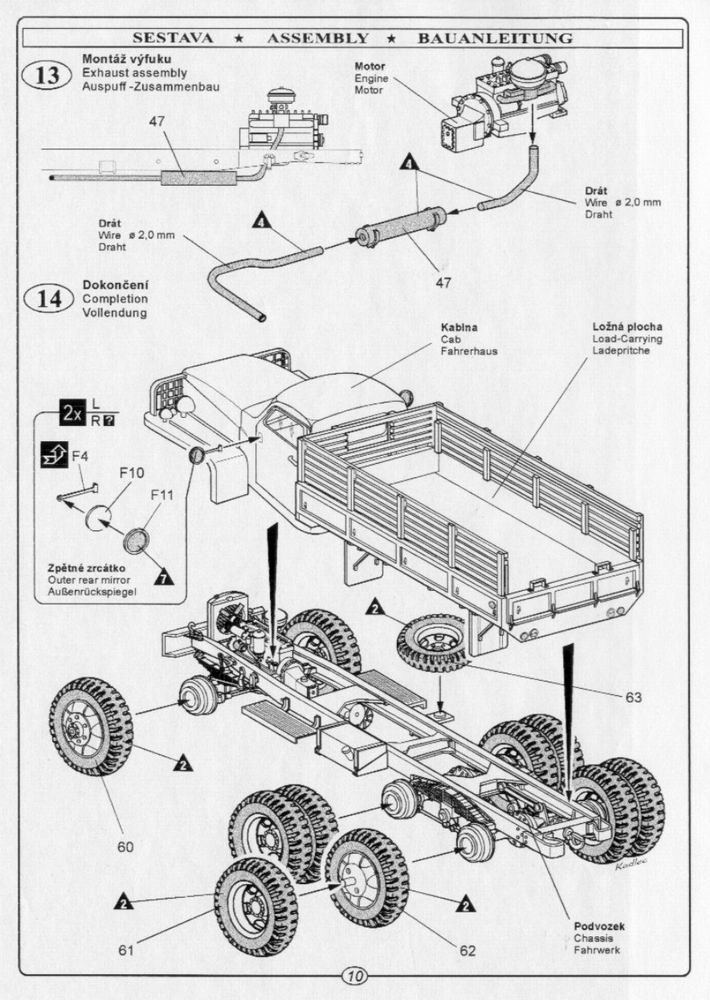 Studebaker Engine Diagram