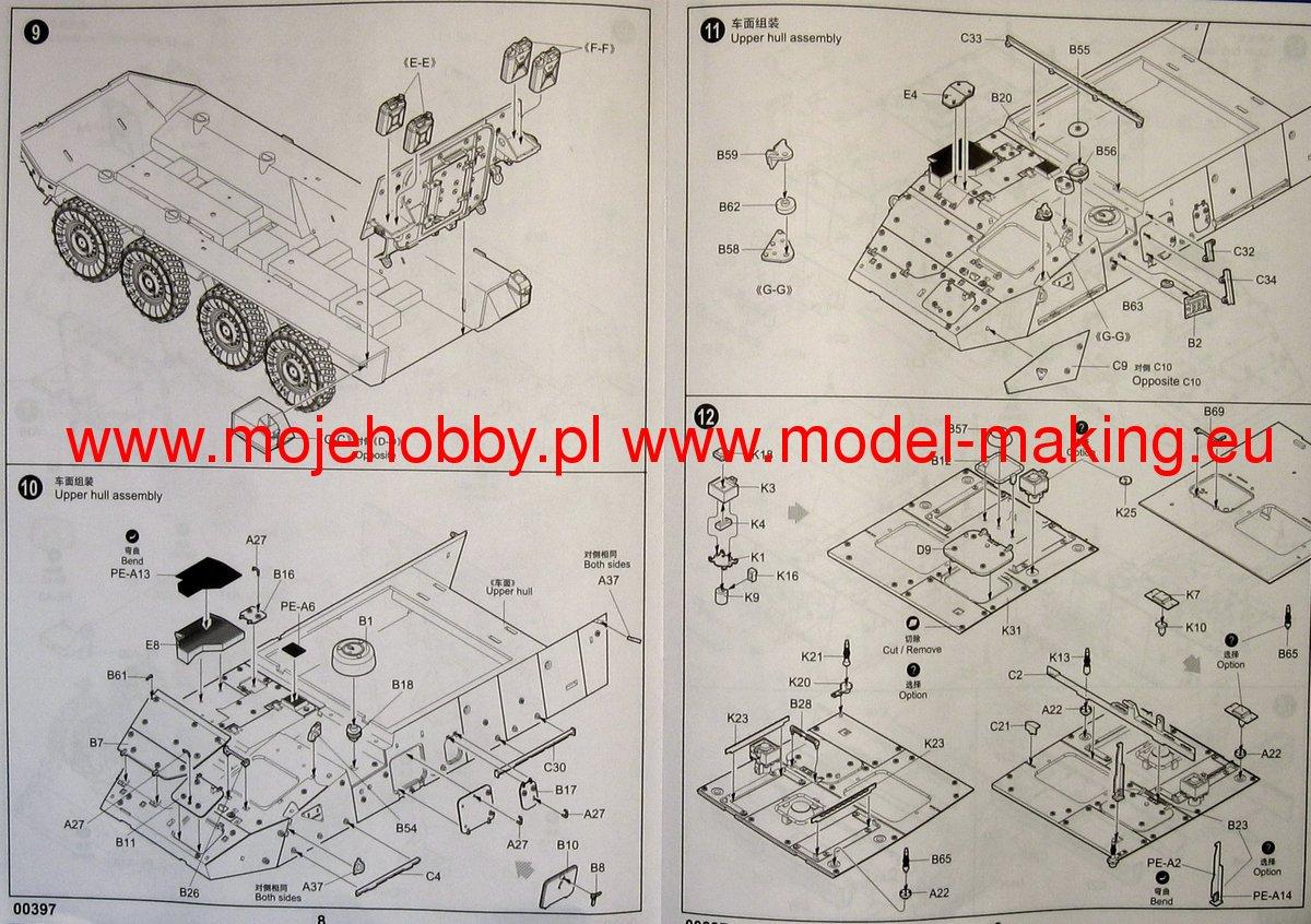 hight resolution of m1130 stryker commander u0027s vehicle cv trumpeter 00397stryker engine diagram 17