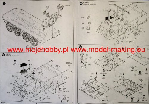 small resolution of m1130 stryker commander u0027s vehicle cv trumpeter 00397stryker engine diagram 17