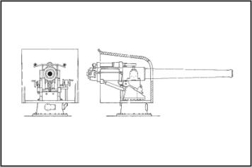 Naval 102mm działka CMK MV079