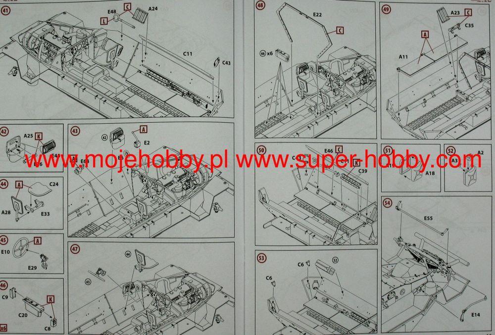 medium resolution of sd kfz 251 1 ausf a icm 35101icm 251 wiring diagram 15