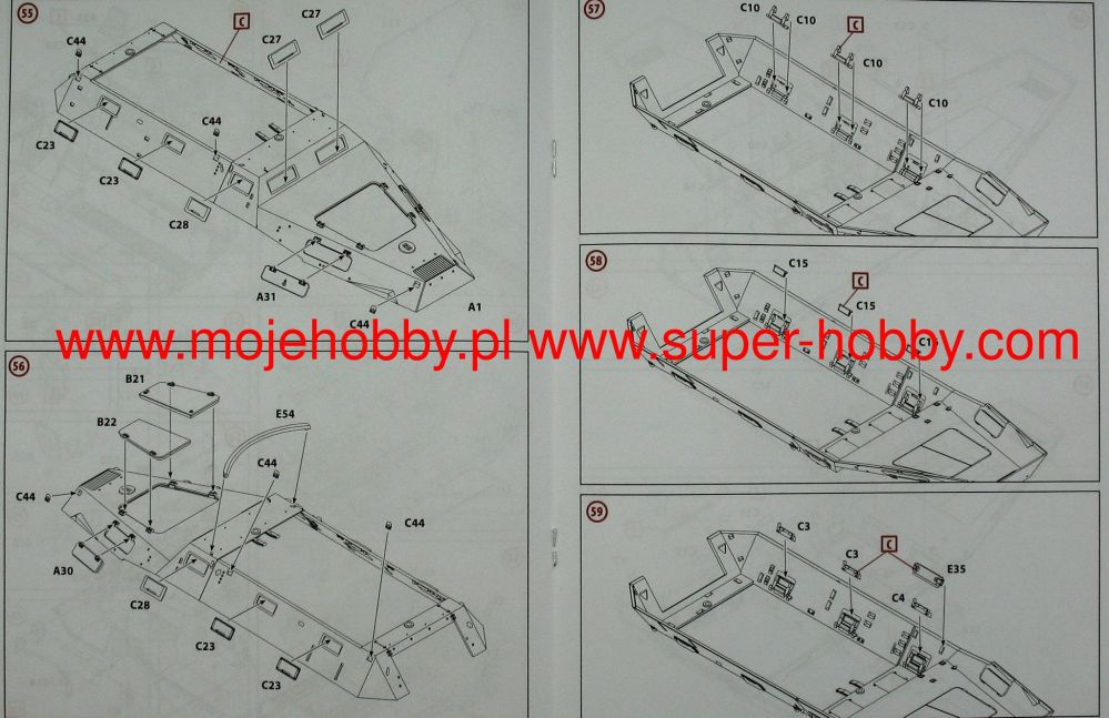 medium resolution of icm 251 wiring diagram trusted wiring diagram onlinesd kfz 251 1 ausf a icm 35101 icc