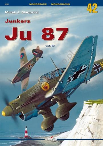 42 Junkers Ju 87 vol IV Kagero MON3042