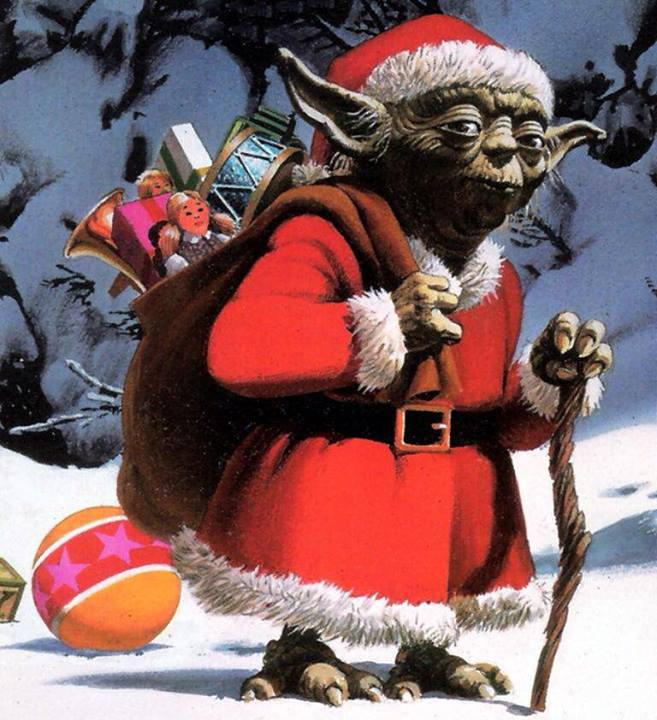 Cartes Voeux Cadeau Star Wars Super Insolite