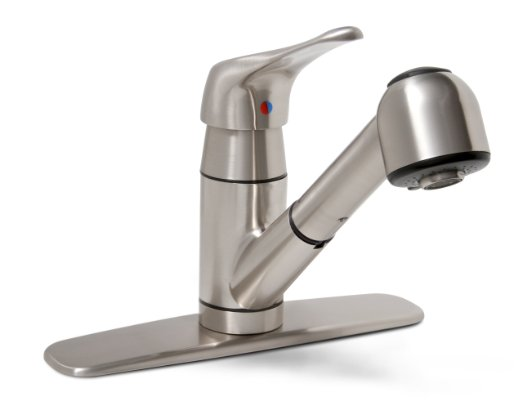 Premier 120161LF Sonoma Lead Free Pull Out Kitchen Faucet