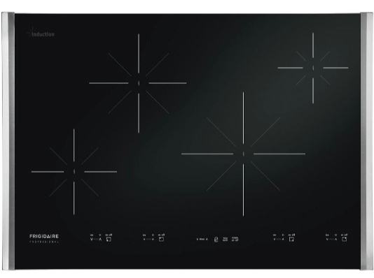 "Frigidaire FPIC3095MS 30"" Induction Cooktop with More Responsive and Versatile Induction Elements"