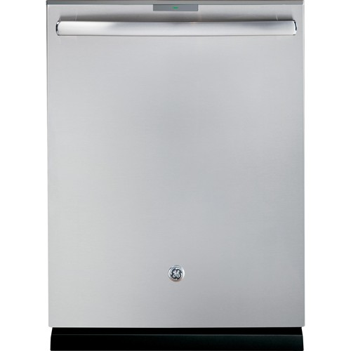 "GE PDT750SSFSS Profile 24"" Stainless Steel Fully Integrated Dishwasher"