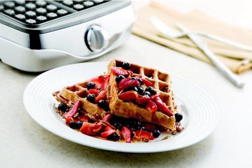 Calphalon No Peek Waffle Maker_Waffle