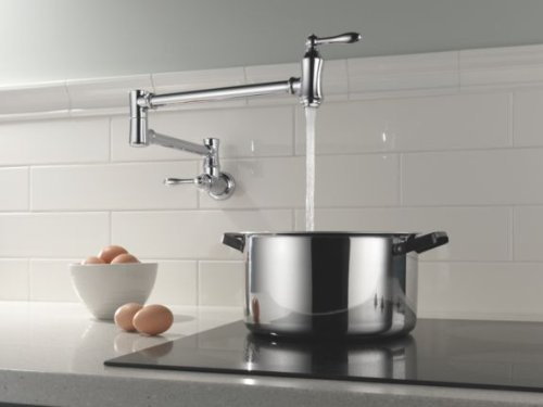 Which Pot Filler Faucet Is Best To Buy?   Super-Kitchen.com