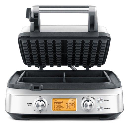 Breville Smart Waffle Maker BWM640XL