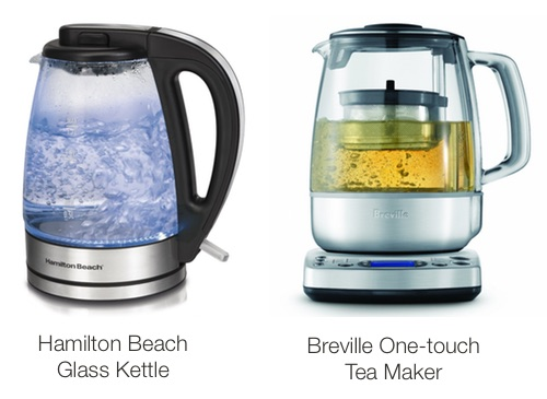 Kettle and Tea Maker
