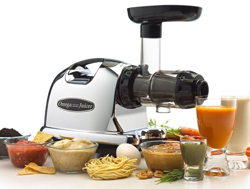 Omega J8006 Nutrition Center Juicer