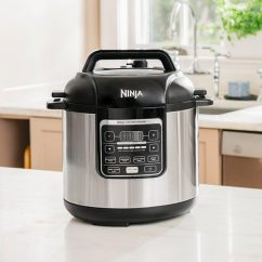 Kitchen.com Kitchen Drawer Hardware Ninja Instant Cooker Vs Multi Pot Review The Is A Functional Appliance That Combines Pressure With Many Other Cooking Functions Like Slow Searing Saute