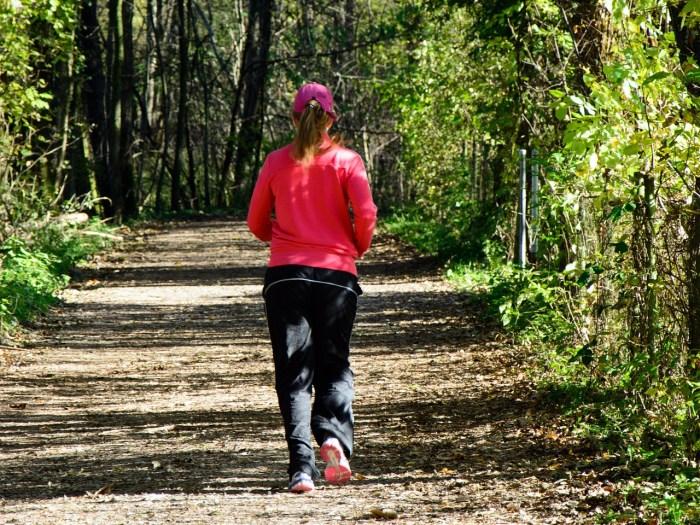 regenration joggen
