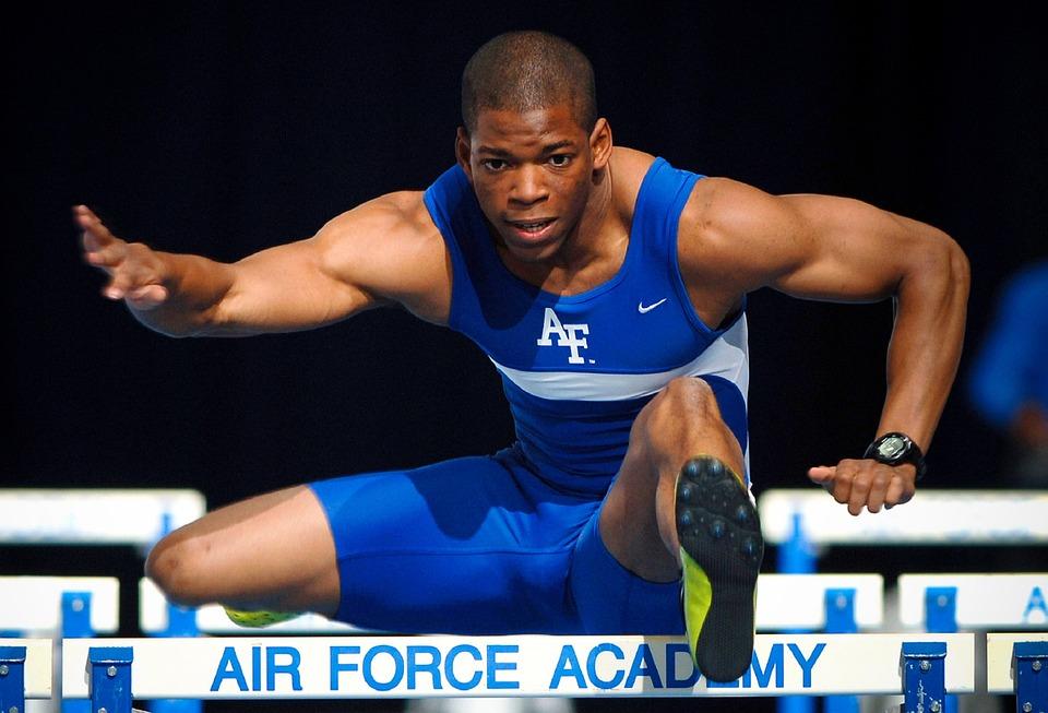 olympischer athlet
